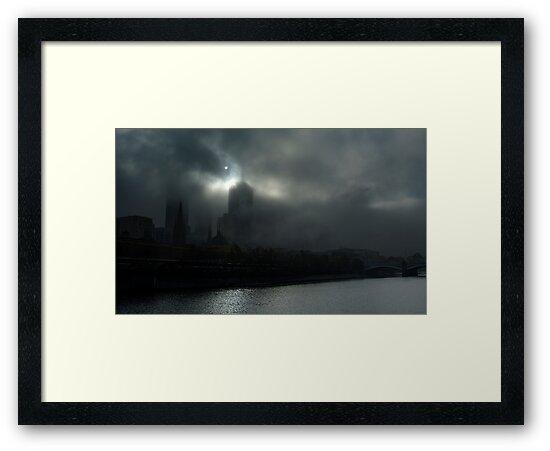 Lifting City Fog by John Barratt