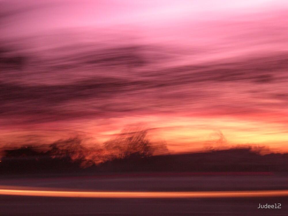Brisbane Sunset by Judee12