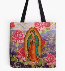 Bolsa de tela La Virgen Guadalupe
