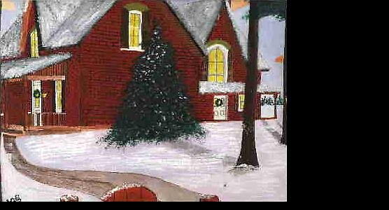 Country Christmas by jeco711