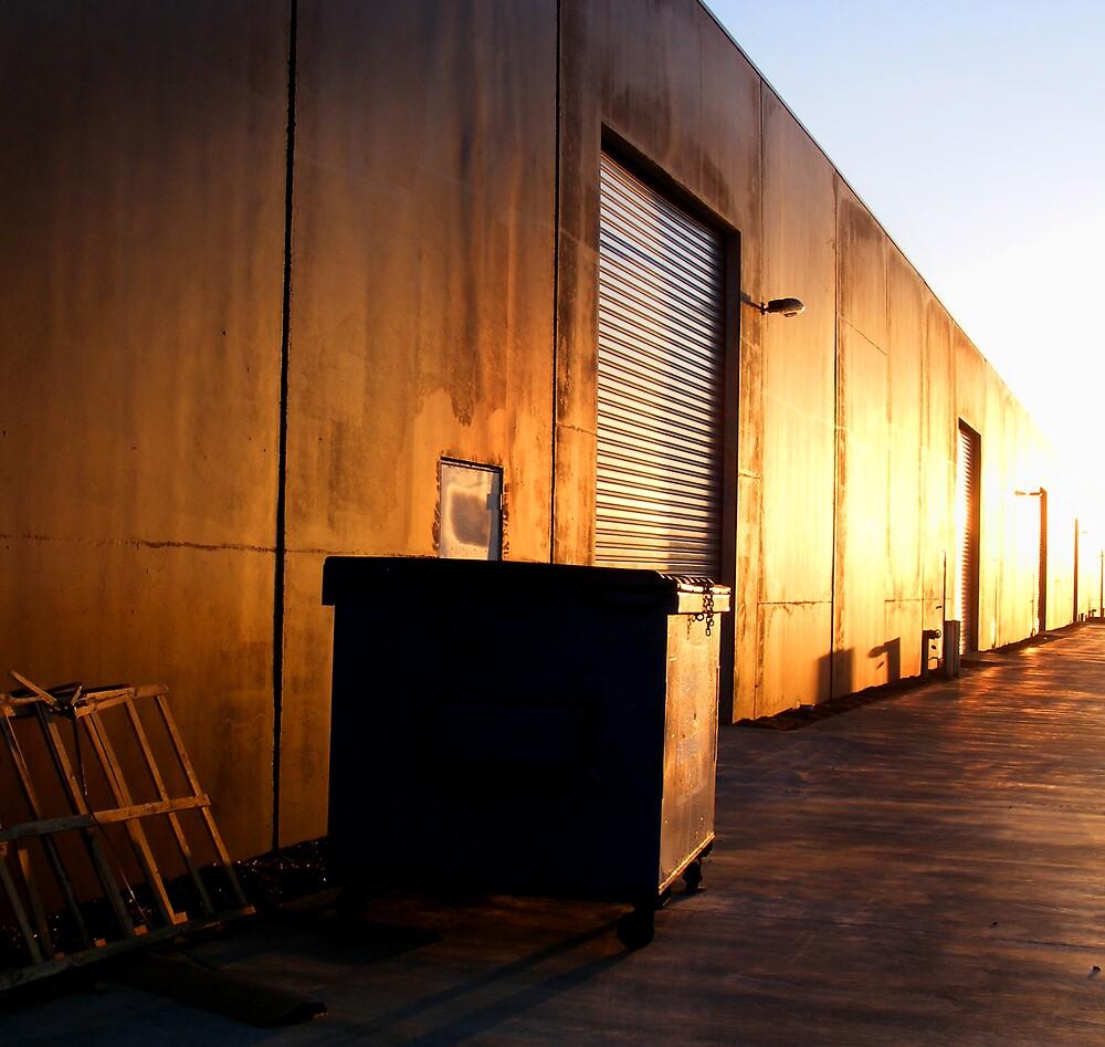 Box 4, Factory 1 by Bruce  Watson