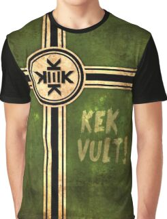 Kek Vult! Graphic T-Shirt