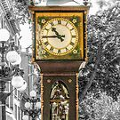 Steam Clock - Vancouver by DPalmer