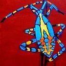 Eucalyptus bug by Glenda Jones