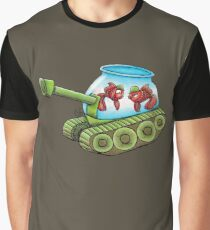 Fish Tank Graphic T-Shirt