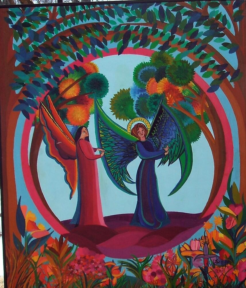 Spirits on Earth by Jamie Winter-Schira