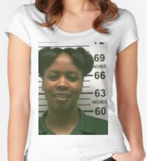 Remy Ma Women's Fitted Scoop T-Shirt