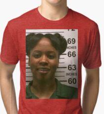 Remy Ma T-shirt chiné