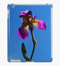 Idyllic Iris iPad Case/Skin