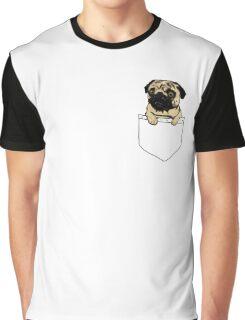 Pocket Pug Graphic T-Shirt