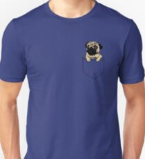 Pocket Pug T-Shirt