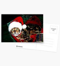 Zen's Christmas Picture Postcards