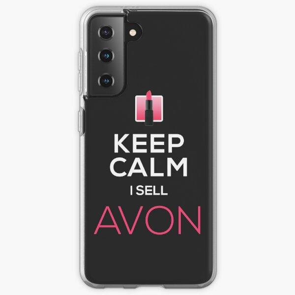 Keep Calm, I Sell AVON Samsung Galaxy Soft Case