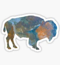Bison / Buffalo Sticker