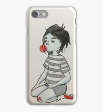 Never let them take you alive  iPhone Case/Skin