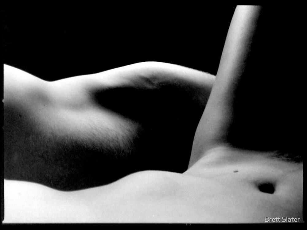 Nudescape 009 by Brett Slater