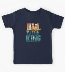Hail To The King Kids Clothes