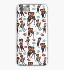 keith & lance iPhone Case/Skin