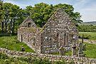 Islay: Kildalton Church by Kasia-D