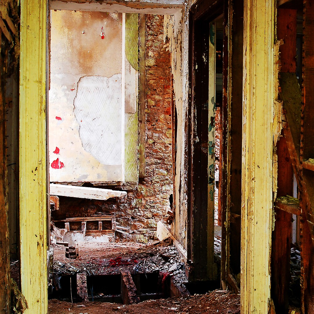 Derelict by Kate Eling