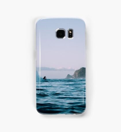Surfing Samsung Galaxy Case/Skin