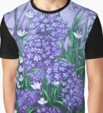 The Agapanthus Patch Graphic T-Shirt