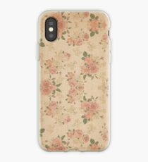 Vintage Lily Ten iPhone Case