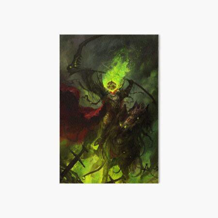 Lord Pumpkinspice Art Board Print