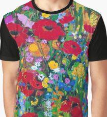 Garden Fiesta number 2 Graphic T-Shirt