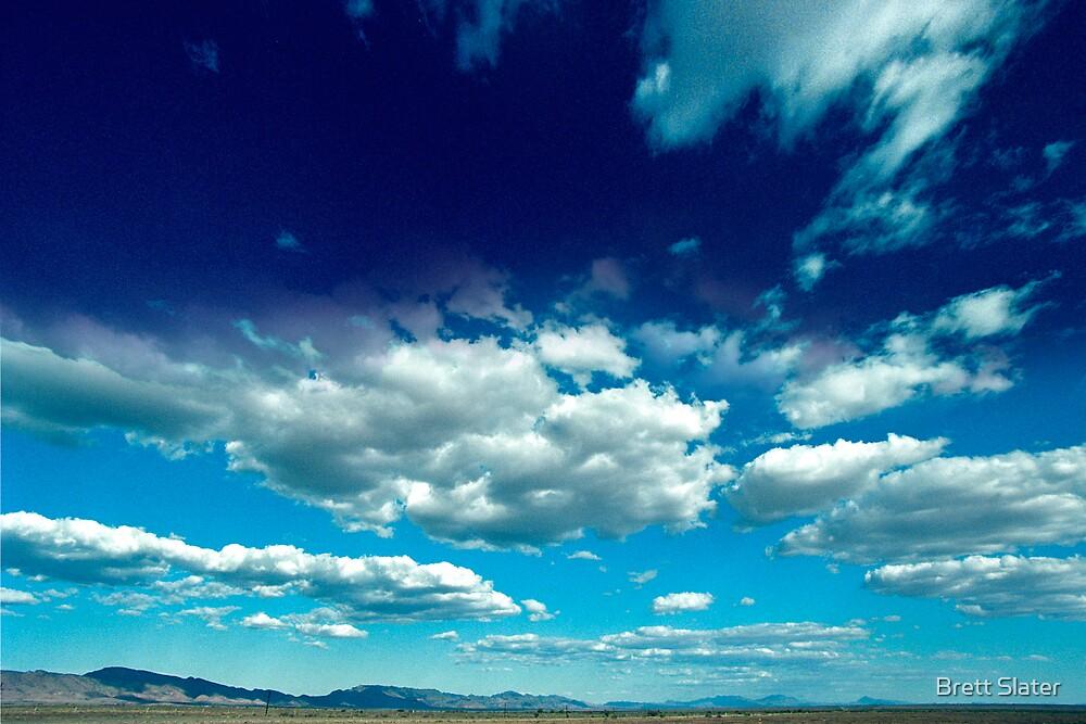 Look up by Brett Slater