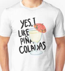 Pina Colada song Unisex T-Shirt