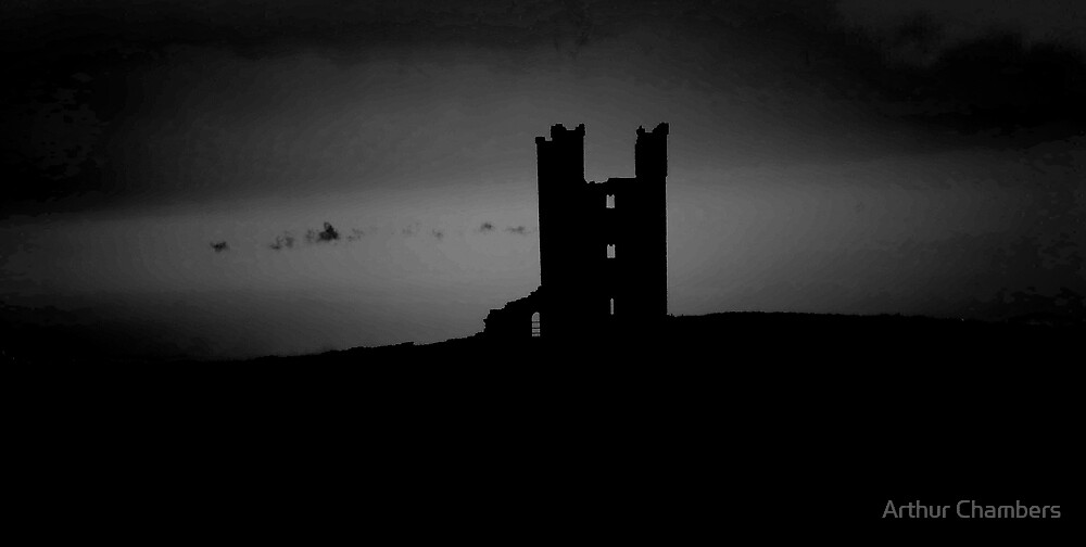 Northumberlands Ghostly past. by Arthur Chambers