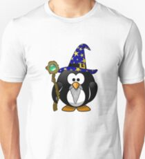 The Penguin Wizard T-Shirt
