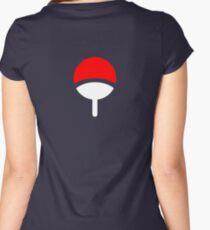 The Uchiha clan Ichizoku Women's Fitted Scoop T-Shirt