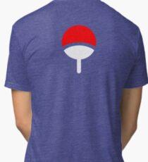 The Uchiha clan Ichizoku Tri-blend T-Shirt
