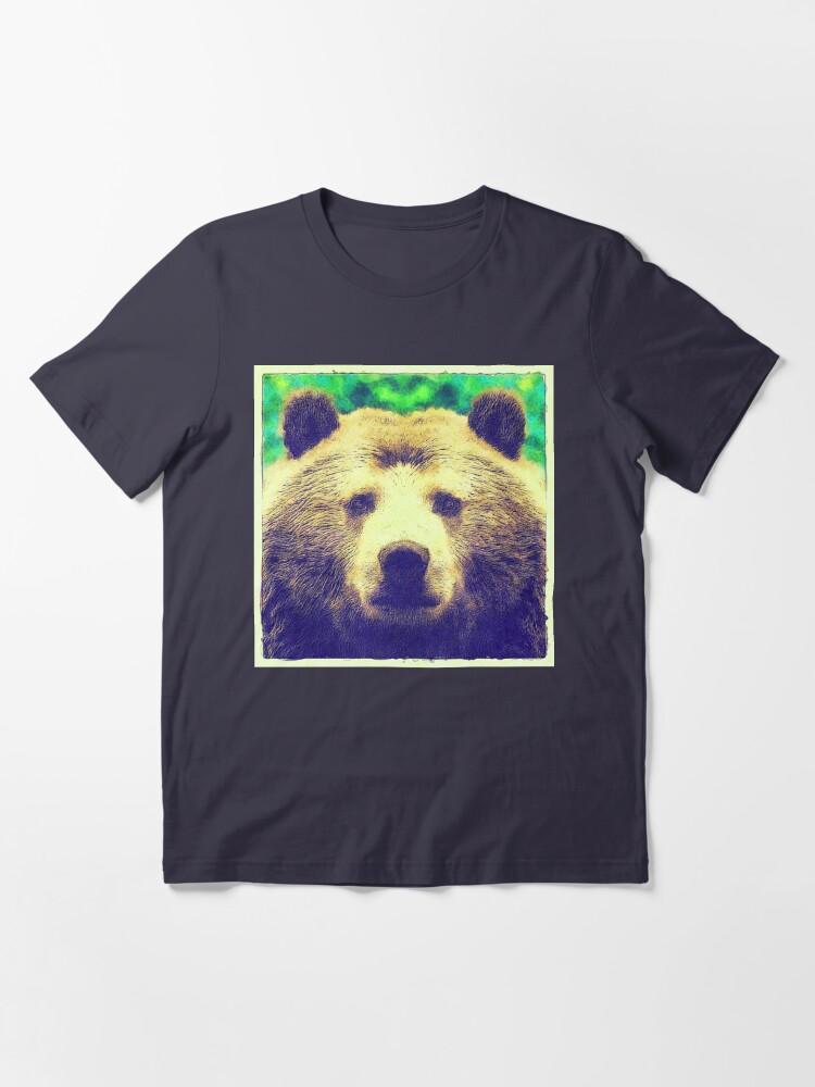 Alternate view of Big Bear Essential T-Shirt