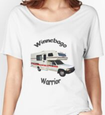 Winnebago Warrior Toyota Motorhome Women's Relaxed Fit T-Shirt