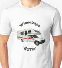 Winnebago Warrior Toyota Motorhome T-Shirt