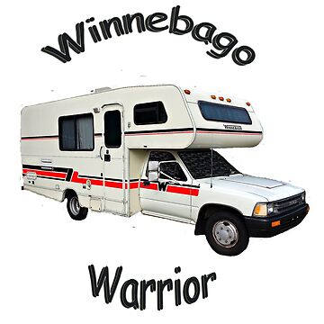 Winnebago Warrior Toyota Motorhome by ButchPetty