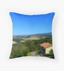 Landscape Photography Throw Pillow