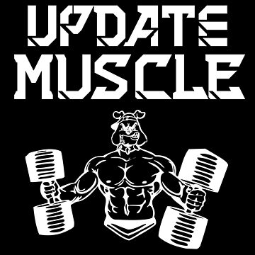 Update muscle by Melcu