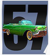 Cadillac Biarritz  Poster