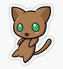 Chibi Cat Sticker