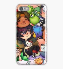 Cuddle Sessions iPhone Case/Skin
