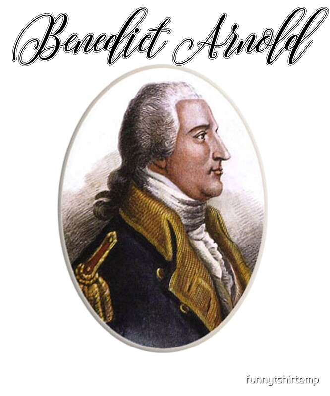 the contributions of benedict arnold to the american revolution