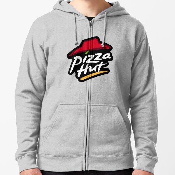 Pizza Hut Zipped Hoodie