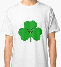 Happy Shamrock Classic T-Shirt