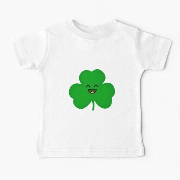 Happy Shamrock Baby T-Shirt