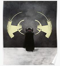 Viking robot Lord Poster