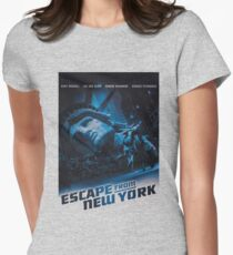 Escape from New York Women's Fitted T-Shirt